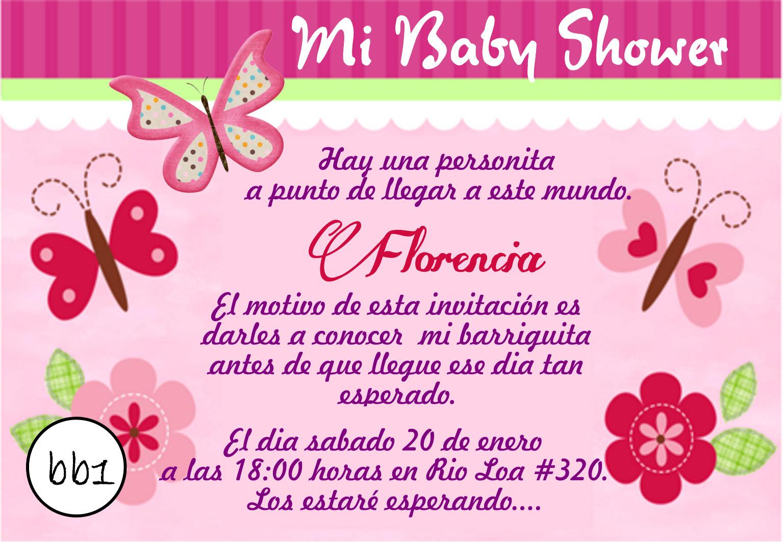 """b489ff2e470d9 Tarjetas de Baby shower 12 unidades """"sobres de regalo""""BB1 – Teléfono   226277827  contacto mundoimpresiones.cl"""